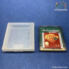 Videogiochi e Consoli: VIDEOJUEGO - NINTENDO GAME BOY COLOR - THE LEGEND OF ZELDA ORACLE OF SEASONS. Lote 210004762