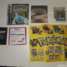 Videojuegos y Consolas: POKÉMON PLATA GBC GAME BOY COLOR PAL ESPAÑA COMPLETO BUEN ESTADO. Lote 210101371