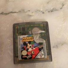 Videojuegos y Consolas: JUEGOS GAMEBOY COLOR MICKEYS SPEEDWAY. Lote 210956040