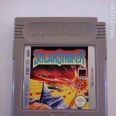 Videojuegos y Consolas: JUEGO NINTENDO GAME BOY SOLARSTRIKER. Lote 211678608