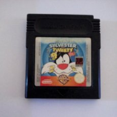 Videojuegos y Consolas: JUEGO NINTENDO GAME BOY SYLVESTER TWEETY. Lote 211679369