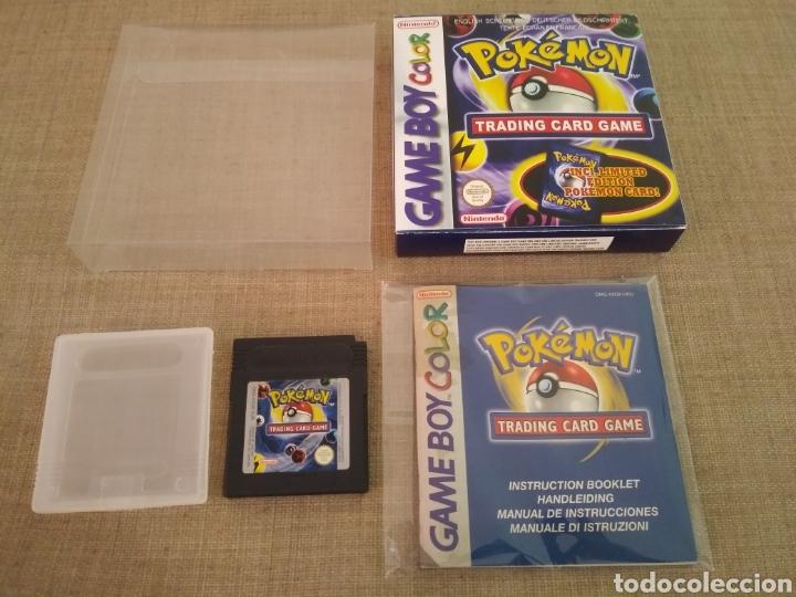 POKEMON TRADING CARD GAME GAMEBOY COLOR. (Juguetes - Videojuegos y Consolas - Nintendo - GameBoy Color)