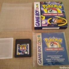 Videojuegos y Consolas: POKEMON TRADING CARD GAME GAMEBOY COLOR.. Lote 213707916