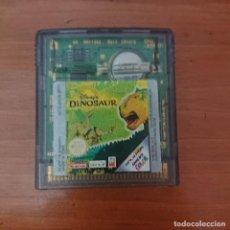 Videojuegos y Consolas: DINOSAUR GAME BOY COLOR CARTUCHO. Lote 213790162