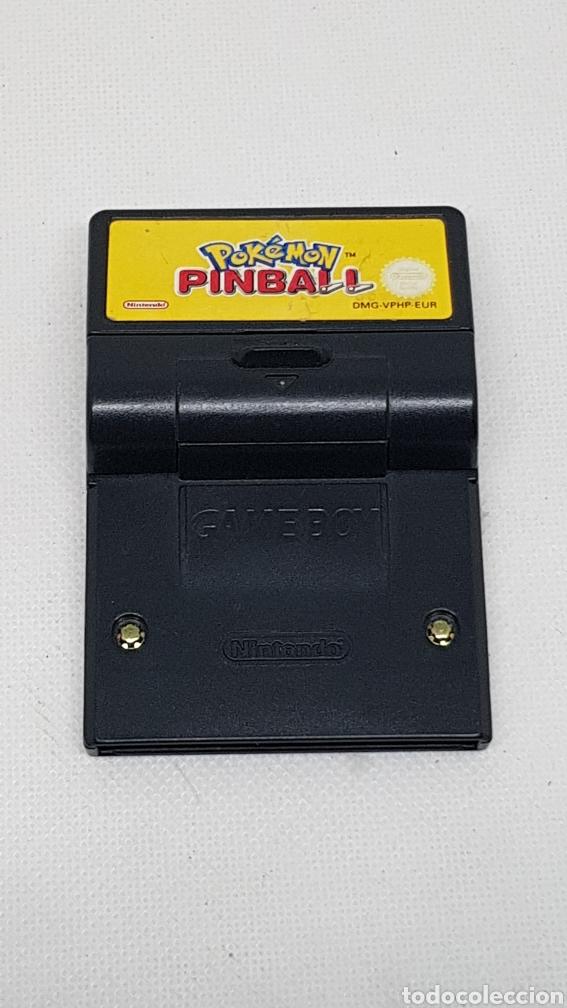 POKEMON PINBALL NINTENDO GAME BOY COLOR (Juguetes - Videojuegos y Consolas - Nintendo - GameBoy Color)