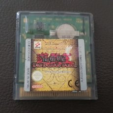 Videojuegos y Consolas: JUEGO GAMEBOY COLOR YU-GI-OH DAD DUNKLE DUELL. Lote 214021258