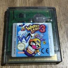 Videojuegos y Consolas: CARTUCHO JUEGO WARIO LAND 3 GAME BOY COLOR. Lote 214758978