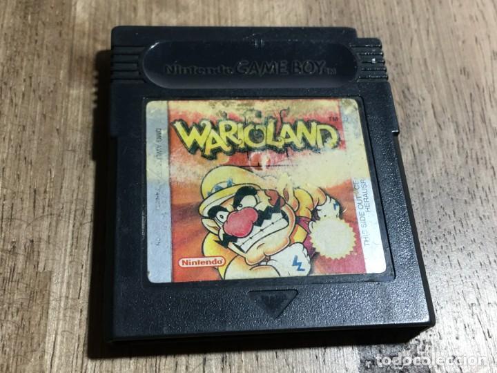 CARTUCHO JUEGO WARIOLAND GAME BOY COLOR (Juguetes - Videojuegos y Consolas - Nintendo - GameBoy Color)