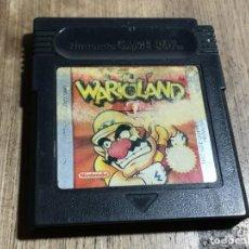 Videojuegos y Consolas: CARTUCHO JUEGO WARIOLAND GAME BOY COLOR. Lote 214759255