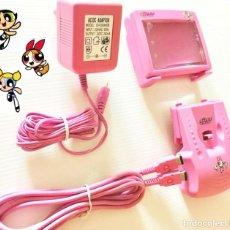 Videojuegos y Consolas: LAS SUPERNENAS LINK LUPA LUZ CABLE PSU [NINTENDO GAME BOY COLOR] 2005 THE POWERPUFF GIRLS /ED.ESPAÑA. Lote 214878861