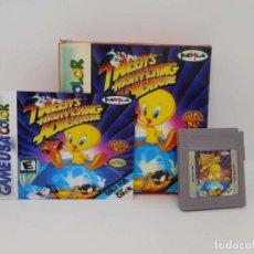 Videojuegos y Consolas: M69 JUEGO FOR GAME USA COLOR NINTENDO TWEETYS HIGHFLYING ADVENTURE. Lote 38039891