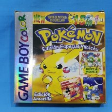 Videojuegos y Consolas: CAJA PARA JUEGO - GAME BOY- POKEMON 15 IN 1. Lote 217683642