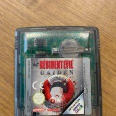Videojuegos y Consolas: JUEGO RESIDENT EVIL GAIDEN GAME BOY COLOR. Lote 218256488