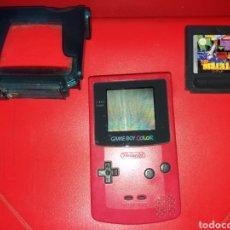 Videojuegos y Consolas: GAME BOY COLOR. Lote 218621712