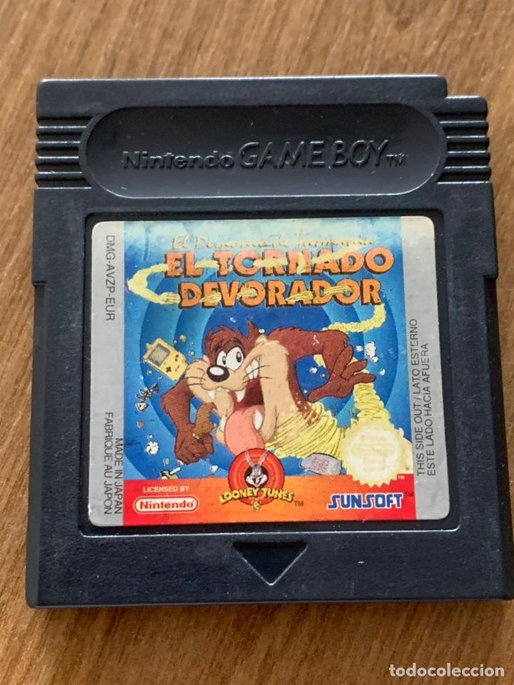 EL DEMONIO DE TAZMANIA GAMEBOY COLOR (Juguetes - Videojuegos y Consolas - Nintendo - GameBoy Color)