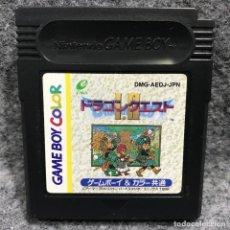 Videojuegos y Consolas: DRAGON WARRIOR I AND II CARTUCHO NINTENDO GAME BOY COLOR GBC. Lote 219247700
