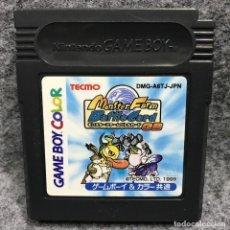 Videojuegos y Consolas: MONSTER FARM BATLE CARD GB CARTUCHO NINTENDO GAME BOY COLOR GBC. Lote 219247722