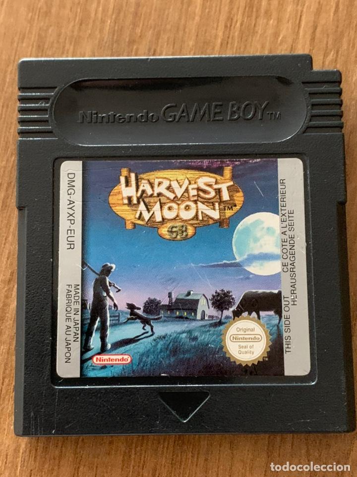 HARVEST MOON GAME BOY COLOR (Juguetes - Videojuegos y Consolas - Nintendo - GameBoy Color)