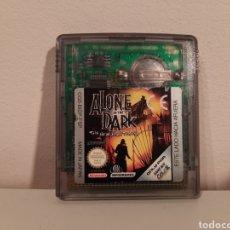 Videojuegos y Consolas: ALONE IN THE DARK NINTENDO GAMEBOY GAME BOY COLOR. Lote 219905510