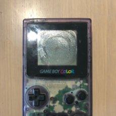 Videojuegos y Consolas: GAMEBOY COLOR NO FUNCIONA. Lote 221243101