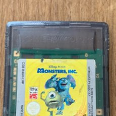 Videojuegos y Consolas: GAMEBOY COLOR MONSTERS INC. Lote 222060973