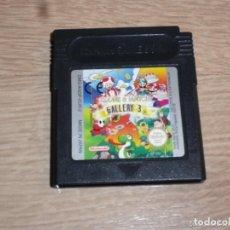 Videojuegos y Consolas: NINTENDO GAMEBOY COLOR GAME & WATCH GALLERY 3. Lote 224798933