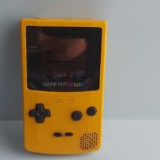 Videojuegos y Consolas: ANTIGUA CONSOLA PORTATIL NINTENDO GAME BOY COLOR + JUEGO POKEMON. Lote 245568480