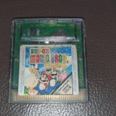 Videojuegos y Consolas: JUEGO GAMEBOY COLOR SUPER MARIO BRIS DELUXE GAME BOY. Lote 225113865