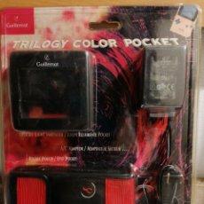 Videojuegos y Consolas: NINTENDO GAME BOY COLOR TRILOGY COLOR POCKET GAMEBOY. Lote 230434680