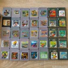 Videojuegos y Consolas: 35 JUEGOS GAMEBOY COLOR.. Lote 230543055