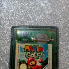Videojuegos y Consolas: JUEGO DE LA NINTENDO GAMEBOY COLOR MARIO GOLF. Lote 154031410