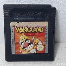 Videogiochi e Consoli: NINTENDO GAME BOY COLOR : ANTIGUO JUEGO WARIOLAND MARIOLAND II MADE IN JAPAN AÑO 1998 FUNCIONANDO. Lote 232246125
