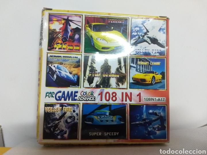 M69 JUEGO FOR GAME COLOR ADVANCE NINTENDO 108 EN 1 (VER DESCRIPCION) (Juguetes - Videojuegos y Consolas - Nintendo - GameBoy Color)