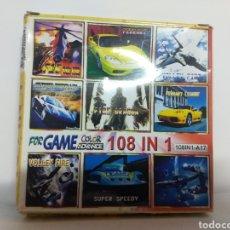 Videojuegos y Consolas: M69 JUEGO FOR GAME COLOR ADVANCE NINTENDO 108 EN 1 (VER DESCRIPCION). Lote 235333530