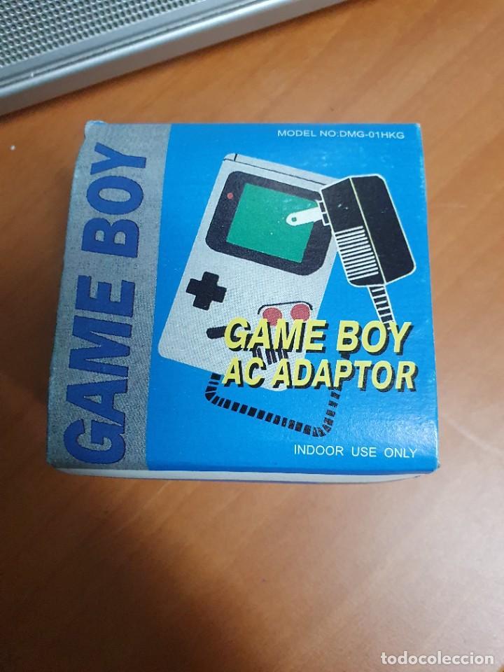 CARGADOR GAME BOY COLOR (Juguetes - Videojuegos y Consolas - Nintendo - GameBoy Color)