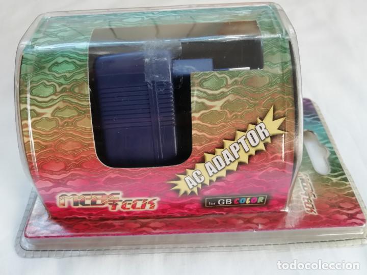 NINTENDO GAME BOY COLOR AC ADAPTOR - NUEVO (Juguetes - Videojuegos y Consolas - Nintendo - GameBoy Color)