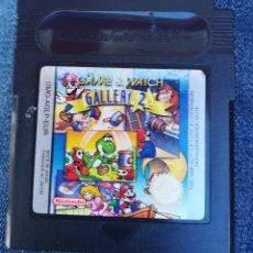 Videojuegos y Consolas: GAME WATCH GALLERY 2 ORIGINAL NINTENDO GAME BOY. Lote 235869125