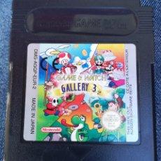 Videojuegos y Consolas: GAME WATCH GALLERY 3 ORIGINAL NINTENDO GAME BOY. Lote 235869195