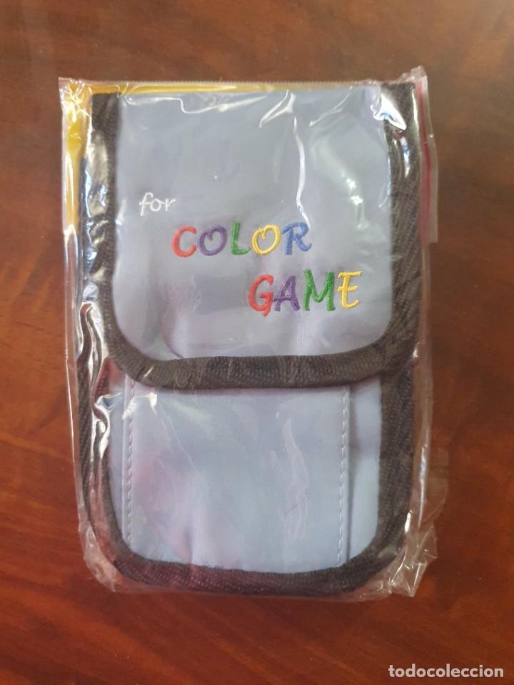 FUNDA GAME BOY COLOR (Juguetes - Videojuegos y Consolas - Nintendo - GameBoy Color)