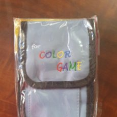 Videojuegos y Consolas: FUNDA GAME BOY COLOR. Lote 236344690
