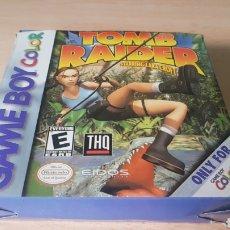 Videojuegos y Consolas: TOMB RAIDER.GAMEBOY COLOR.ADVANCE.CLONICO.. Lote 239713905
