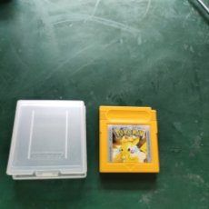 Videojuegos y Consolas: POKEMON AMARILLO GAMEBOY. Lote 242858320