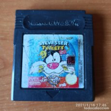 Videojuegos y Consolas: SYLVESTER AND TWEETY - NINTENDO GAME BOY COLOR. Lote 243456330