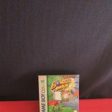 Videojuegos y Consolas: CAJA NINTENDO GAME BOY COLOR VACIA DEL JUEGO POCKET BOMBER MAN. Lote 243830935
