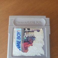 Videojuegos y Consolas: THE CASTLEVANIA ADVENTURE GAMEBOY COLOR. Lote 243976685