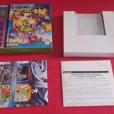 Videojuegos y Consolas: CAJA GAME BOY COLOR VACIA DEL JUEGO GAME &WARCH GALLERY 2. Lote 243983255