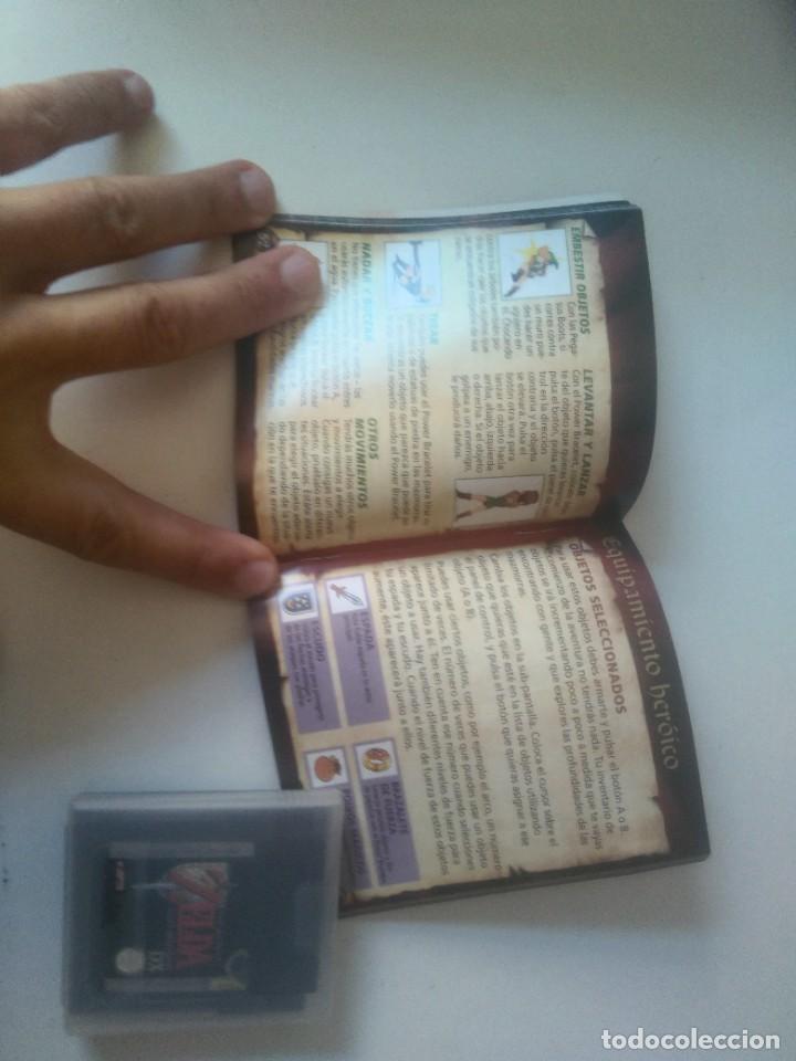 Videojuegos y Consolas: ZELDA GAMEBOY COLOR NINTENDO ENTRE Y MIRE MIS OTROS JUEGOS!! - Foto 2 - 244530825