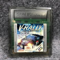 Videojuegos y Consolas: V RALLY CHAMPIONSHIP EDITION NINTENDO GAME BOY COLOR. Lote 244837770