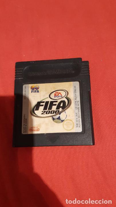 FIFA 2000 GAME BOY COLOR (Juguetes - Videojuegos y Consolas - Nintendo - GameBoy Color)