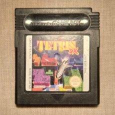 Videojuegos y Consolas: GAMEBOY - TETRIS DX - CARTUCHO - FUNCIONANDO. Lote 245376580